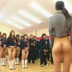 テレビドラマで女性器露出の世界!?CMNF半裸ボトムレス三昧サンプル37
