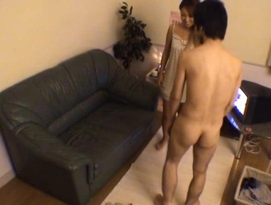 オナクラ愛好会のマニアが趣味で個人撮影したとされる動画のAVサンプル84