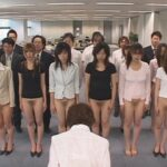 CMNF!女だけボトムレス(下半身だけ裸の半裸)の世界サンプル30