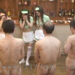 露出狂勃起!CFNMオナクラ風ファミレスで射精を見る女子たちサンプル192